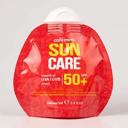 Protector solar para rostro y cuerpo SPF 50+ 100 ml