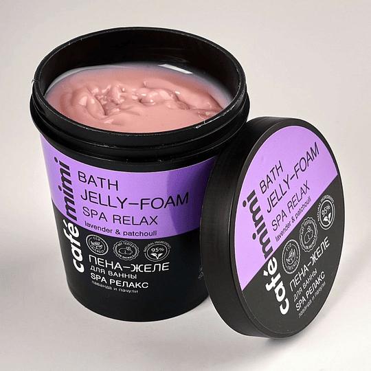Jelly-espuma para baño SPA Relax 220 ml