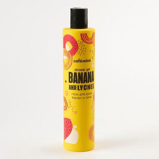 Gel de ducha Plátano & lichi 300 ml