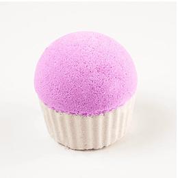 Géiser de baño Cupcake de frutilla 140 gr