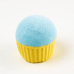 Géiser de baño Cupcake de grosella 140 gr