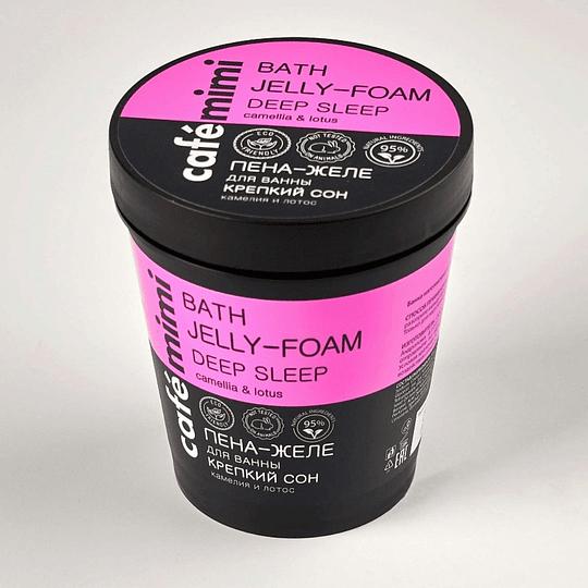 Jelly-espuma para el baño