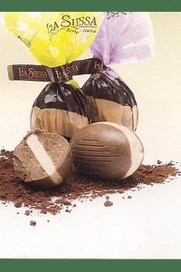 LS27740 - Caixa primavera com ovinhos chocolate leite