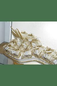 C6010 Estrutura calice com baú cartão