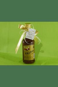 C17606 - Garrafa Ginjinha decorada