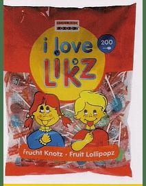 H263 Chupa frutas sortido