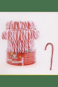 H6005 - Lolly bengala vermelha/ branca pequiena