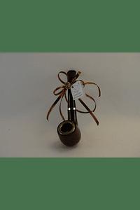 C6143 - Cachimbo decorado com laço em fita