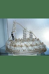 C7075 - Estrutura de barco grande
