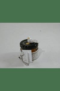 C18303 Frasquinho de mel decorado com pomba