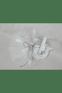 C18304 Tule com pisa papeis comunhão