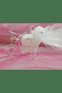 C18004 Triciclo decorado