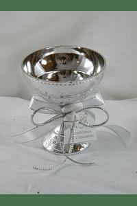 C3287 Cálice decorado com hóstia e pão