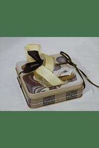 N19302 - Caixa metal quadrada