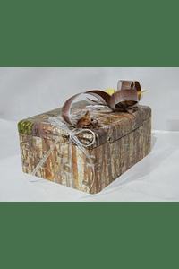 N19300 - Caixa metal retangular grande