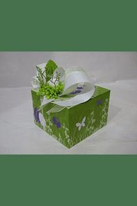 P20202 - Caixa cubo metal