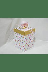 P20307 - Caixa cartão cubo grande