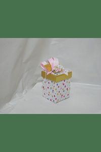 P20309 - Caixa cubo pequena