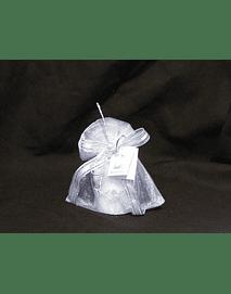 C13312 - Vela no saco decorada com dezena