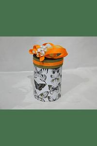 P20112 - Caixa cartão cilindro media