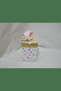 M2011 - Caixa cubo