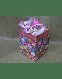 M2078 - Caixa cubo