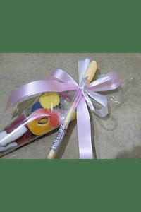 FA2022 - Cone gomas com caneta gel
