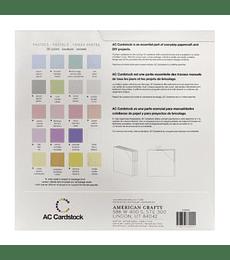 AC Cardstock Pastels Pack 12×12