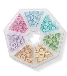 Set de Ojetillos – Pastel
