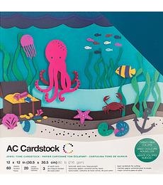 AC Cardstock Jewel  – Pack 12×12