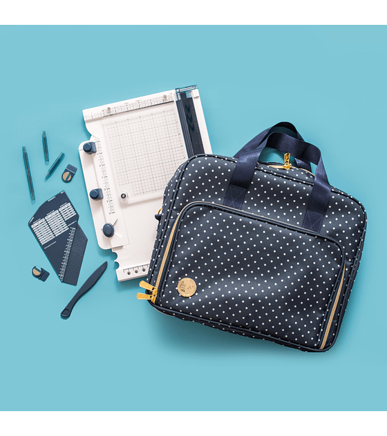 The Works All-in-One Tool + Bolso Azul Guillontina