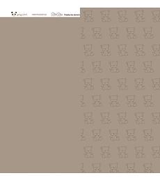 Cartulina Teddy de Panda