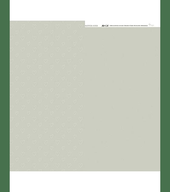 Cartulina Verde de Adorable zoe 2.0