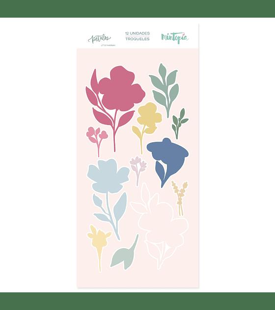 Troquel Set de Flores