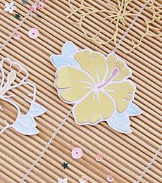 Troquel Mintopía Aloha Flor de hibisco