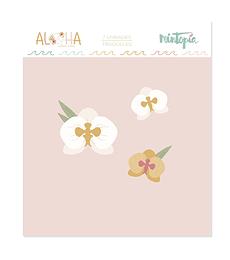 Troquel Mintopía Aloha Orquídea