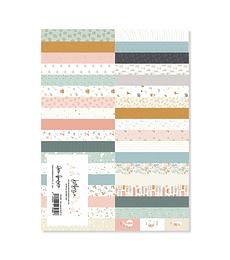 Paper pad 38 papeles una cara de 15,2×21 cm BABY M