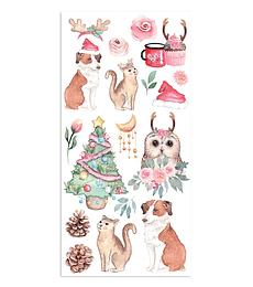 Collectables Navidad Rosa Johanna Rivero