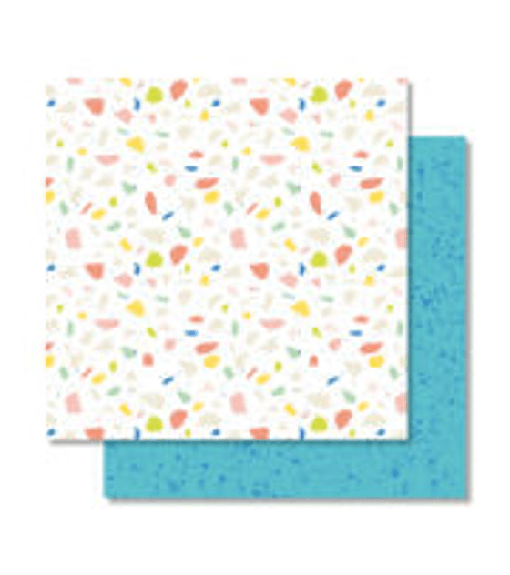 Kit de 12 papeles de 30,5×30,5 cm MERAKI