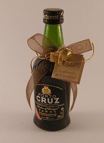C6130 - Garrafa Vinho do Porto decorada