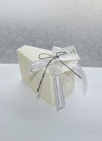 C13316 - Caixa bolo decorada com dezena