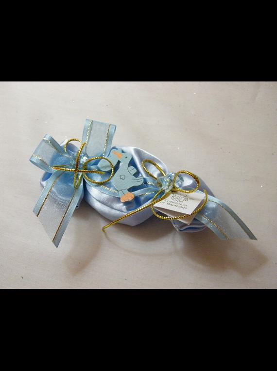C15210 - Rebuçado em azul com segonha