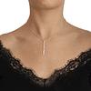 Collar Plata Italiana 925 Riel de Circones