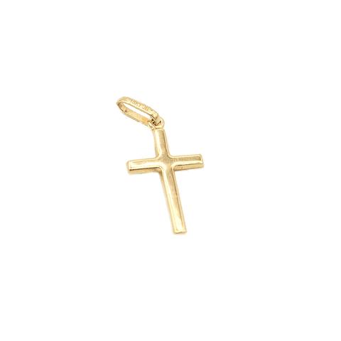Colgante Oro 18kt Cruz