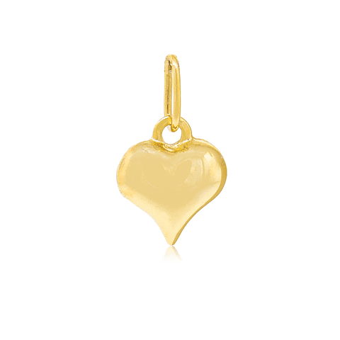 Colgante de Oro de 18Kt Corazón.
