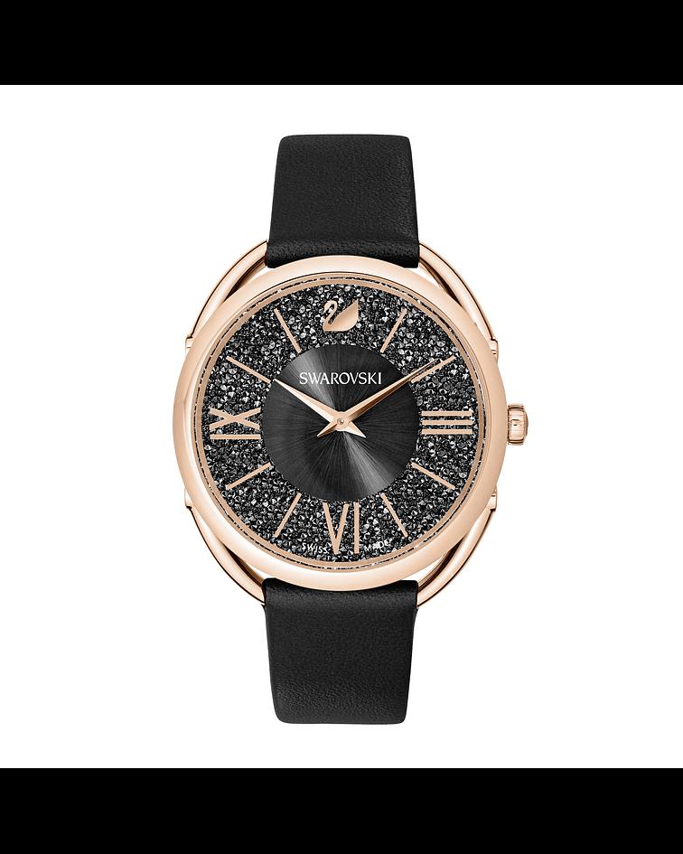 Reloj Swarovski modelo: CRYSTALLINE GLAM NEGRO