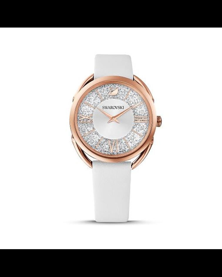 Reloj Swarovski modelo: CRYSTALLINE GLAM BLANCO