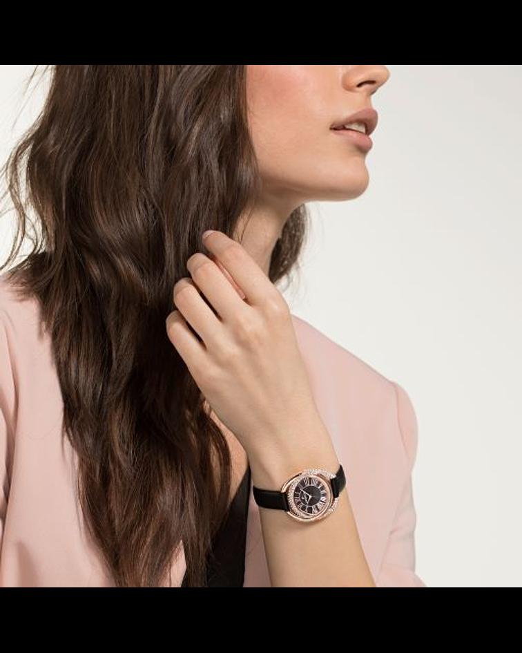 Reloj Swarovski modelo: LEATHER STRAP