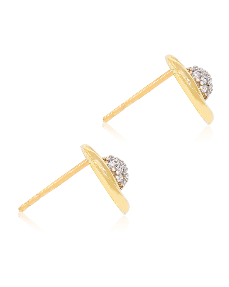 Aros de Oro amarillo  18 Kt Modelo  Circones