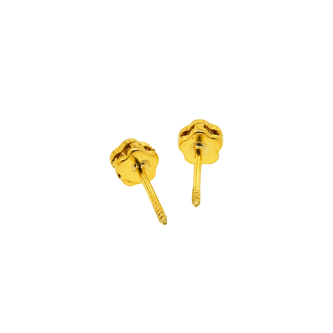 Aros Oro 18kt Circones 2,5mm